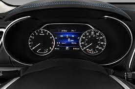 maxima nissan 2017 2017 nissan maxima gauges interior photo automotive com