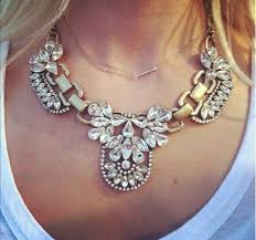 fashion jewelry necklace wholesale images Chinese supplier wholesale fashion jewelry crystal necklace nk19 jpg