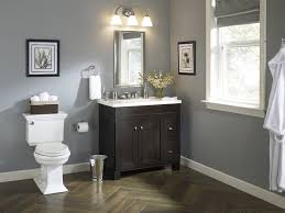 Lowes Bathrooms Design Bathrooms Design Espresso Allen And Roth Vanity With Grey Wall