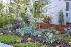 Desert Landscape Ideas For Backyards by Triyae Com U003d Xeriscaping Backyard Landscaping Ideas Various
