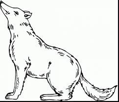 marvelous printable wolf coloring pages with wolf coloring pages