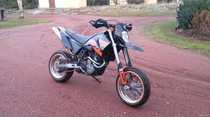 ktm 640 lc4 supermoto 650 cm 2005 maarianhamina motorcycle