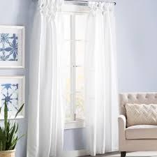 Sheer Curtains Tab Top Tab Top Curtains Drapes You Ll Wayfair