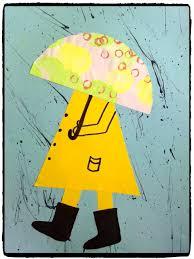 pinterest bricolage enfant bricolage d u0027automne sous mon parapluie la pluie enfant