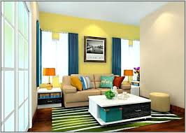 interior design ideas yellow living room gopelling net yellow walls blue curtains gopelling net