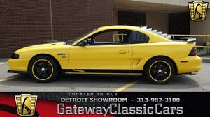 1994 ford mustang 5 0 specs 1994 ford mustang gt 61000 yellow coupe 5 0l v8 fi 5 speed