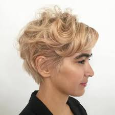 short wavy pixie hair 30 standout curly and wavy pixie cuts