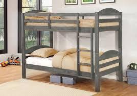 Rustic Bunk Bed Rustic Grey Bunkbed