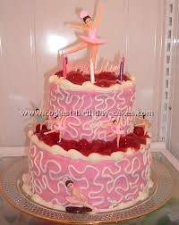 ballerina birthday cake coolest ballerina cake photos and how to tips