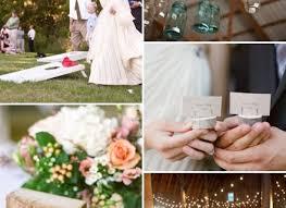 Rustic Backyard Wedding Ideas Backyard Weddings Rustic Country Backyard Wedding Ideas Gogo Papa