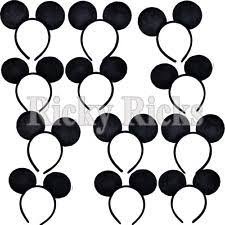 mickey mouse ears ebay