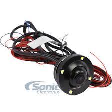 boyo vision vtk370dl waterproof flush mount rearview backup camera