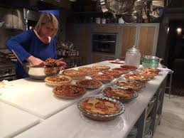martha stewart photos thanksgiving ny daily news