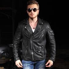 best leather motorcycle jacket for men u0027s oblique zipper leather motorcycle jacket leather jacket