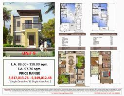 houses and floor plans affordable house and lot investment march 2014