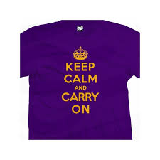 Keep Calm And Carry On Meme - keep calm and carry on meme t shirt