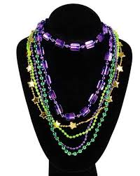mardi gras throws wholesale 51 mardi gras bead necklaces minnesota vikings jewelry collection