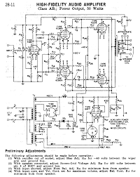 audio lifier circuit diagram wiring diagram components