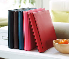 leather bound scrapbook scrapbook albums what s makes a scrapbook girl happy creatively