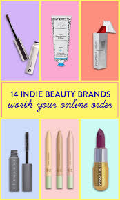 14 indie beauty brands worth your online order