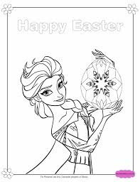 coloring pages frozen elsa frozen easter coloring pages snap cara org
