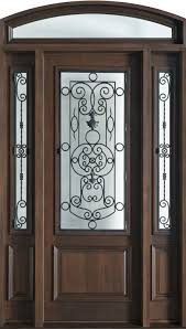 wood glass front doors heritage collection custom solid wood doors by doors for