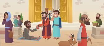 in new bible app for kids story u201cno silver no gold u201d peter and