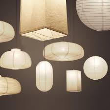 Small Pendant Lights Exclusive Paper Mini Pendant Light In White By Designer