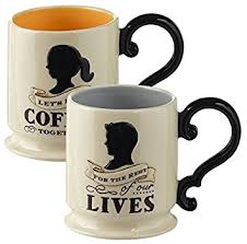 his hers mugs for the rest of our lives couples coffee mug his hers