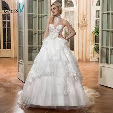 Aliexpress Com Buy Lamya Vintage Sweatheart Lace Bride Gown Online Get Cheap Wedding Dress Elegant Aliexpress Com Alibaba Group