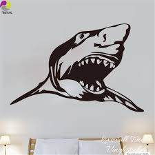 compare prices on wall decals fish online shopping buy low price