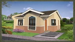 One Floor House Plans Picture House One Storey House Design With Floor Plan Philippines Youtube
