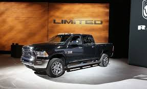 Ram Laramie Limited Interior 2015 Ram 1500 Pictures Photo Gallery Car And Driver