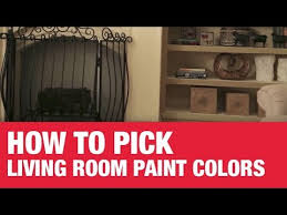 ace hardware paint colors hot to pick a paint color for a living room ace hardware youtube