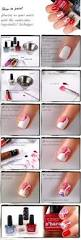 2173 best nail art images on pinterest make up flower nails and