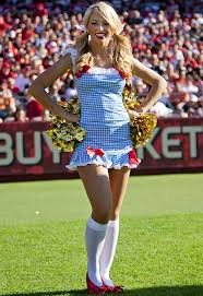 Halloween Costumes Dorothy 35 Nfl Cheerleader Halloween Costumes Total Pro Sports