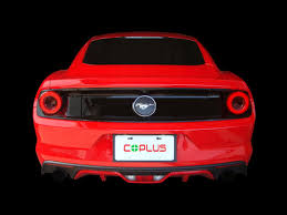 mustang led tail lights ford mustang coplus full led tail light coplus performance