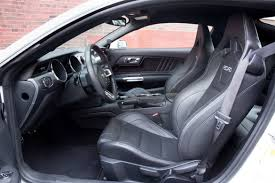 2015 ford mustang the pros and cons of optional recaro seats
