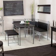 Folding Table With Chair Storage Inside Dining Tables Space Saving Corner Breakfast Nook Furniture Sets