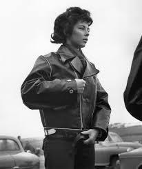 biker jacket the best biker jackets of all time from marlon brando to rihanna