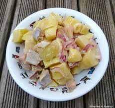 comment cuisiner le hareng fumé salade de pommes de terre aux harengs fumés