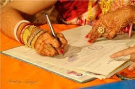 wedding registrations why should i register my marriage myshaadi in