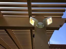 how to install flood lights backyard flood lights fresh backyard flood light how to install