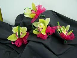 Orchid Corsage Cymbidium Orchid Corsage My Favorite Florist