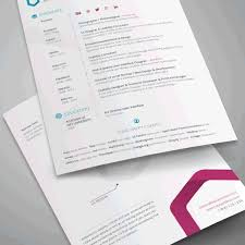 endearing indesign resume template 20 beautiful free templates for