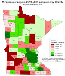 mn counties map map monday population growth in minnesota counties streets mn