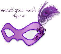 mardi mask mardi gras masks clip 50