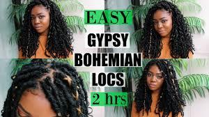 gypsy hairstyle gallery new gypsy bohemian locs locs boho style and bohemian