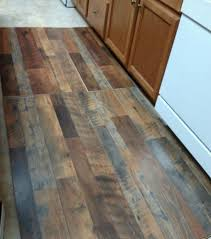 considering this river road oak from lowes it is pergo max