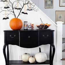 October Decorations 31 Ideas For Stylish Black U0026 White Halloween Decorations